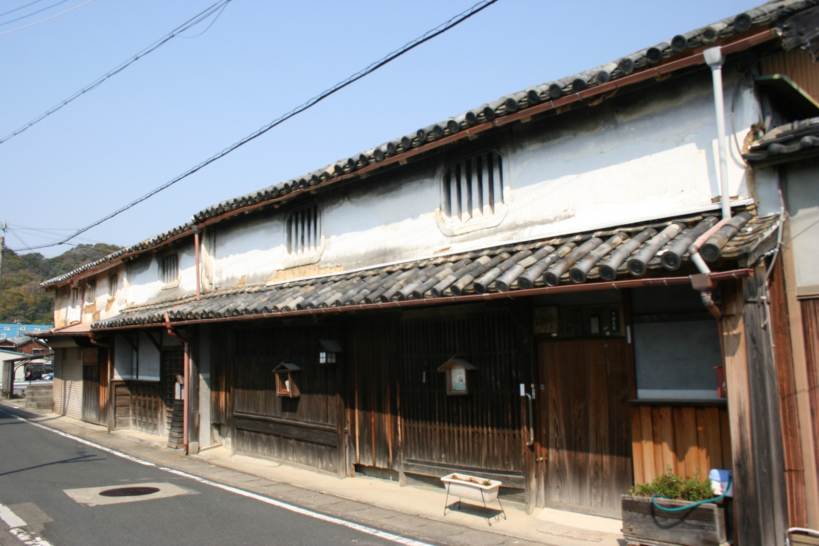 和歌山県湯浅町②~伝統的建造物群保存地区をゆく: 街歩きと ...